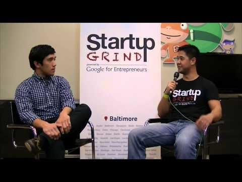Bobby Ocampo (Revolution Ventures) at Startup Grind Baltimore