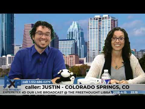 Believe in the Bible if it is Scientific? | Justin - Colorado Springs, CO | Atheist Experience 22.15