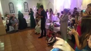 UZBEK WEDDING IN USA KELIN SALOM ZAMIRA SALIM