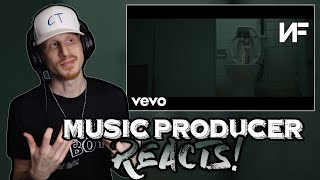Music Producer Reacts to NF - Paid My Dues