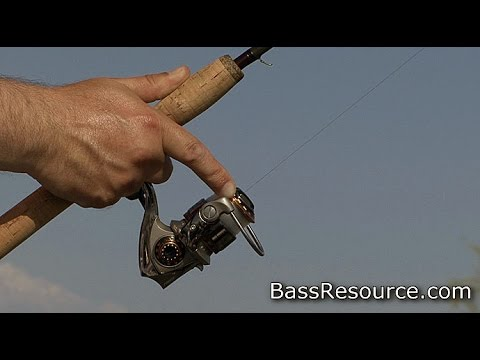 How To Prevent Line Twist On Spinning Reels   Bass Fishing