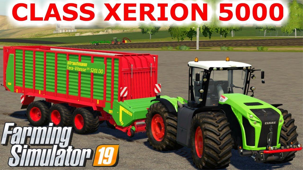 Etwas Neues genug Farming Simulator 19 Mods Claas Xerion 5000 - YouTube @MB_86