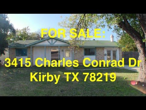 Kirby HUD Homes -- HUD King tours 3415 Charles Conrad Dr