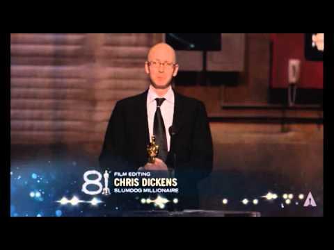 Slumdog Millionaire Wins Film Editing: 2009 Oscars