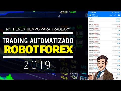 Robot Forex 2019 - Para los que no tienen tiempo para tradear