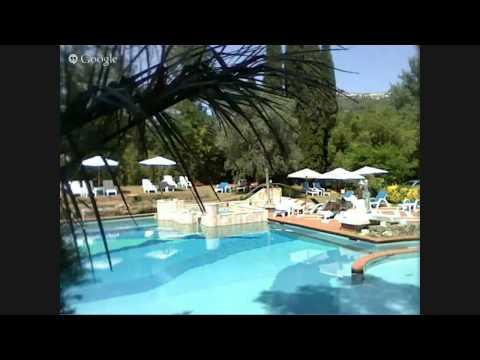 Hotel swimming pool live