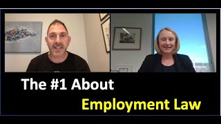 Virtual Pub #9: The #1 Thing That matters About Employee-Employer Relationship Law