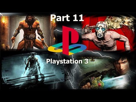 TOP PS3 GAMES (PART 11) OVER 700 GAMES!!