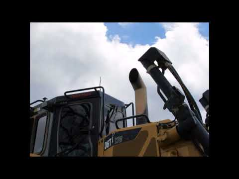 For Sale 2013 Caterpillar D6T XW Crawler Dozer A/C Cab 6-Way Blade  bidadoo com