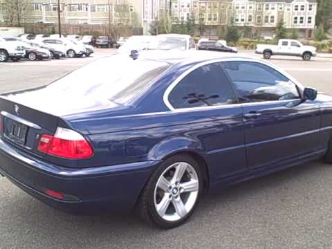 2005 Bmw 3 Series 325ci Coupe Ron Tonkin Acura Pre Owned
