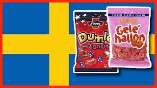 Sweets from Sweden Part #1 - thanks David A.