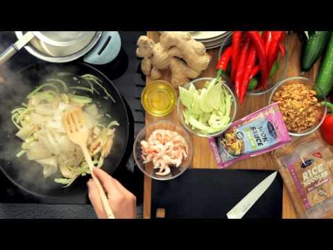 Pad Thai - Det Enkla Köket