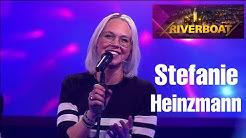 Stefanie Heinzmann - Interview & Mother's Heart Live @ MDR Riverboat 12.4.2019