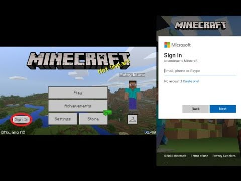 How To Make Account Xbox Live Minecraft