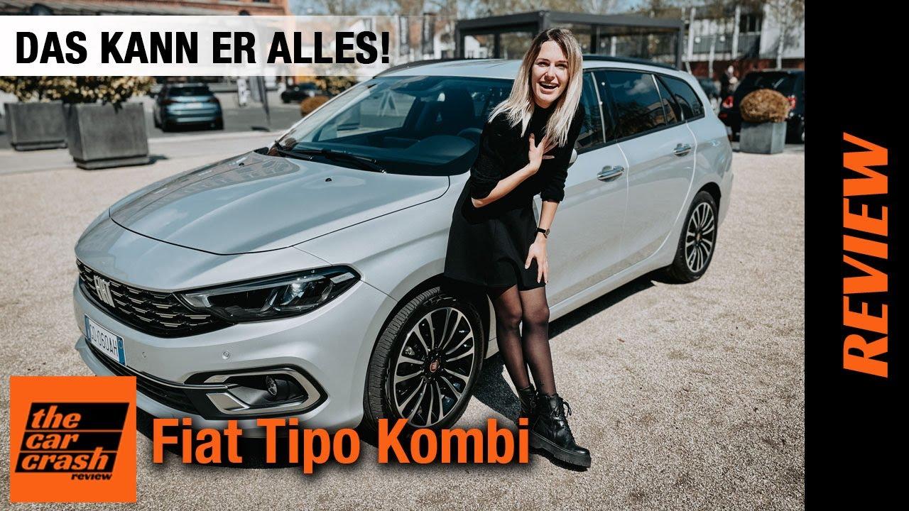 Fiat Tipo Kombi (2021) Was kann das Facelift ab 18.990€?! 🧐 Fahrbericht   Review   Cross   Life