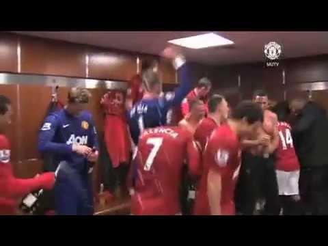 Congratulation for Manchester United Champions 20|13