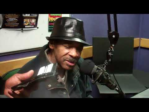 Ping Wing - The Jamaican Comedian on New Style Radio Station. 30. 12.2017