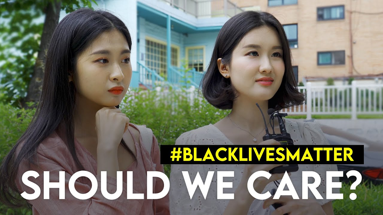 Black Lives Matter: What Do Koreans Really Think About BLM Protests?