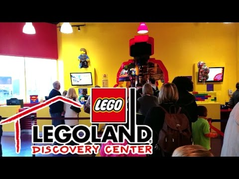 LEGOLAND Discovery Center in Atlanta, GA | Chaperoning my daughter's field trip