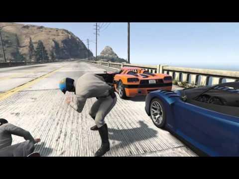 Bad Boys Grand Theft Auto 5 Music Video
