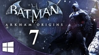 Batman: Arkham Origins (ITA) -7- Joker [1080p 60fps]