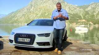 Essai Audi A7Sportback restylée
