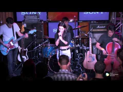 Meg Myers - Heart of Austin 2014
