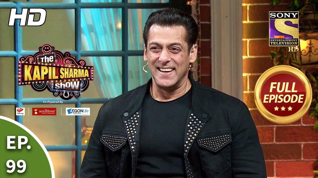 Download The Kapil Sharma Show Season 2 - Salman's Story - दी कपिल शर्मा शो 2 - Full Ep 99 - 15th Dec 2019