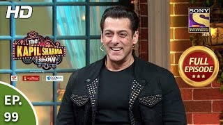 The Kapil Sharma Show Season 2 - Salman's Story - दी कपिल शर्मा शो 2 - Full Ep 99 - 15th Dec 2019