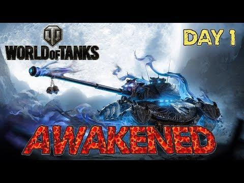 World of Tanks: AWAKENED || Monster Hunter Day 1 (+3,200 WN8) thumbnail