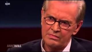 """Jürgen Todenhöfer bei """"Anne Will"""": """"Israel begeht Kriegsverbrechen"""""""