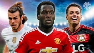 Romelu Lukaku to Manchester United for €50m? | Transfer Talk