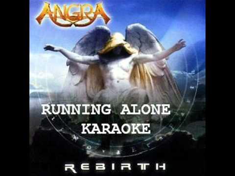 RUNNING ALONE (COVER KARAOKE