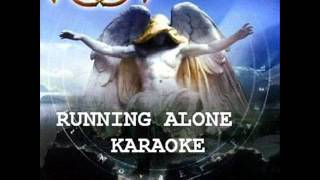 RUNNING ALONE (COVER KARAOKE