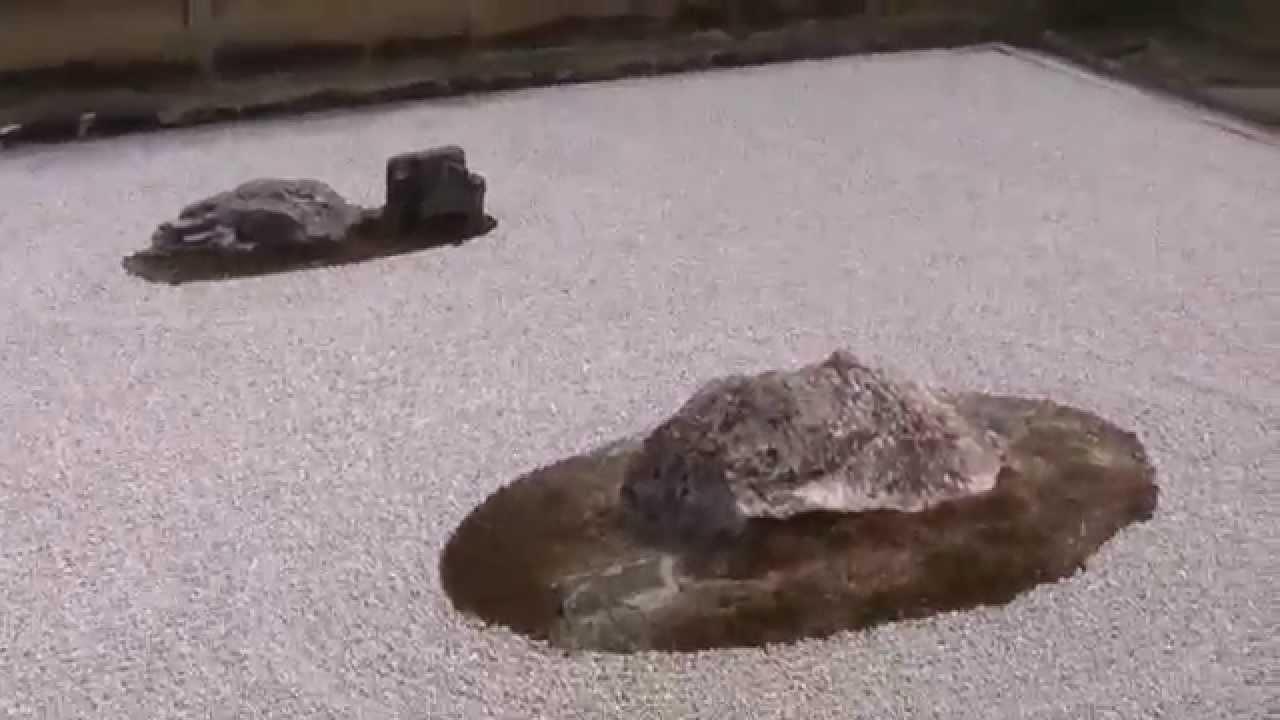 Ryoan ji zen stone garden kyoto japan youtube ryoan ji zen stone garden kyoto japan workwithnaturefo