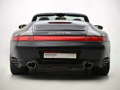 2004 Porsche 911 Carrera 4s Cabriolet Tiptronic 996 Auto For Sale
