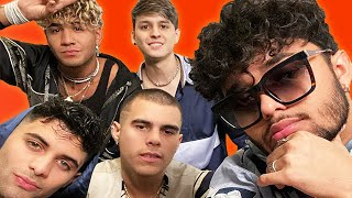 CNCO Plays Who's Who