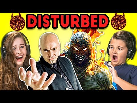 Kids React To Disturbed (Metal Band)