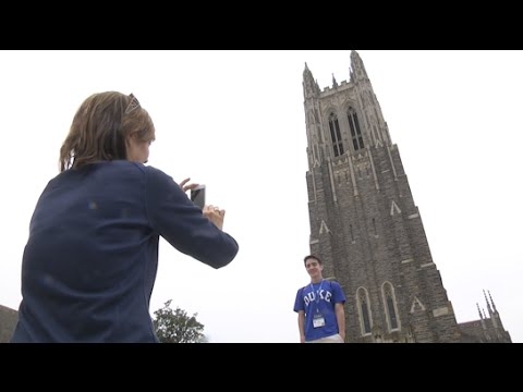 Class of 2019 Explores Duke During Blue Devil Days Mp3