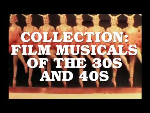 Collection  Film Musicals of the 30s and 40s on Network Awesome