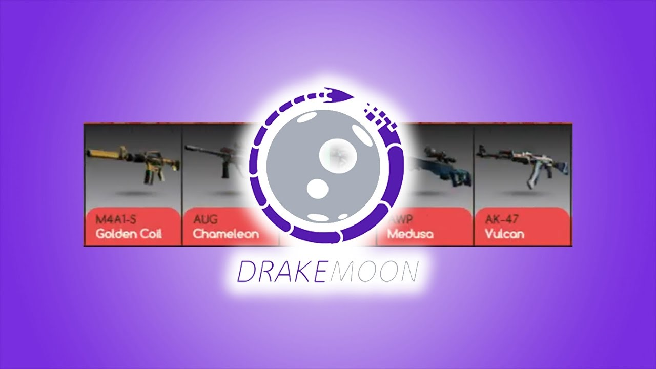cs go j 39 ouvre des caisses sur drakemoon youtube. Black Bedroom Furniture Sets. Home Design Ideas