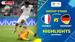 UEFA Euro 2020 | Group F | France v Germany | Highlights
