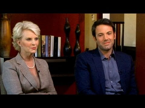 Ben Affleck and Cindy Mccain's Passion (03.07.11)