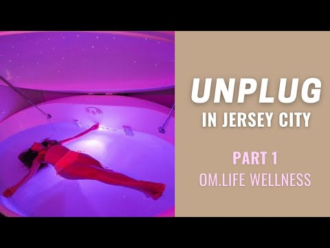 Unplug in Jersey City (Part 1)