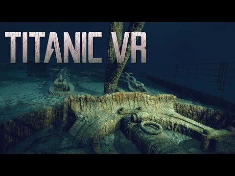 Titanic VR Kickstarter Trailer