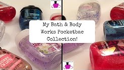 My Bath & Body Works Pocketbac Hand Sanitizer Collection!