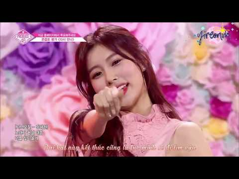 [VIETSUB][YIREONvn] See You Again (다시 만나) - PRODUCE 48
