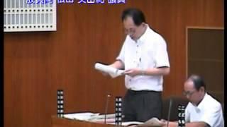 一般質問松田美由紀議員平成27年第4回9月定例会(3日目)