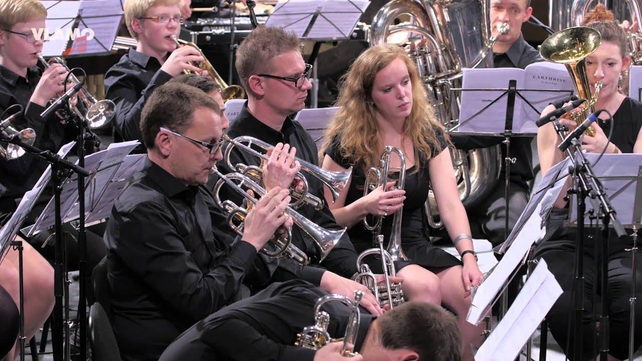 Earthrise - Nigel Clarke door Kortrijk Brass Band