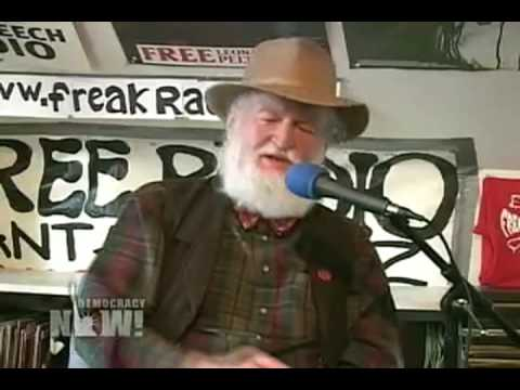 Democracy Now: Utah Phillips talks about Myles Horton and the Highlander Folk School